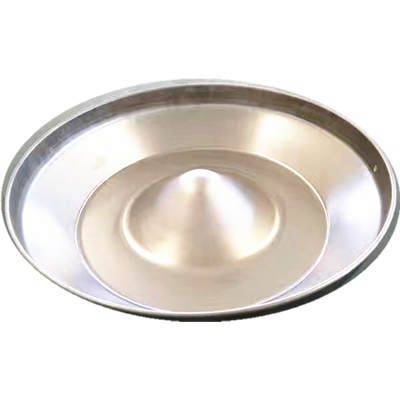 Manufacturer for Feed System Parts - Stainless Steel Pan for Dry Automatic Feeder – Egebjerg