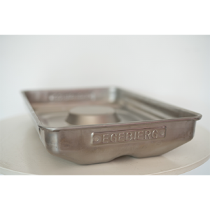 Stainless Steel Pan for Dry Automatic Feeder