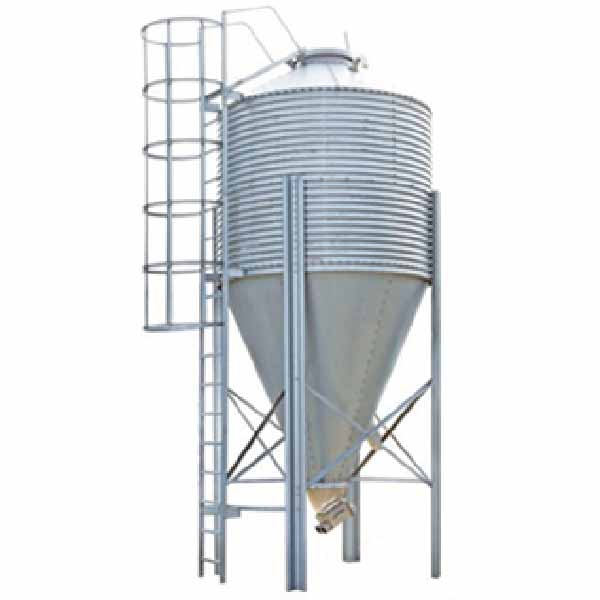 Gavalnized Feed Silos Featured Image