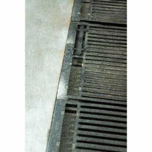 cast iron floor