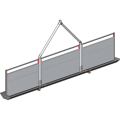 Manufacturer for Feed System Parts - INN-O-WALL Troughs – Egebjerg